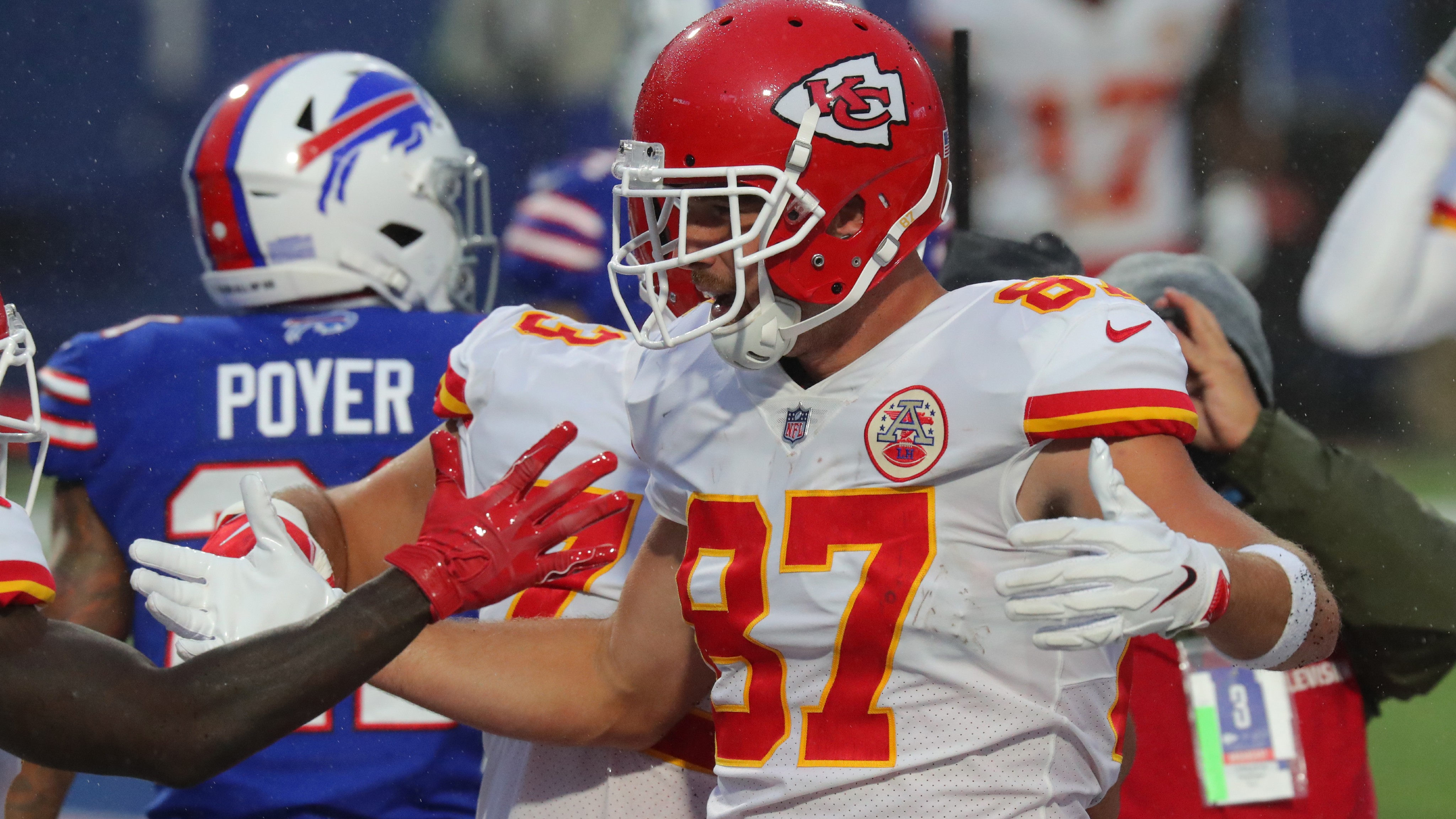 Chiefs built to roll Bills again in AFC championship game — but still need Patrick Mahomes