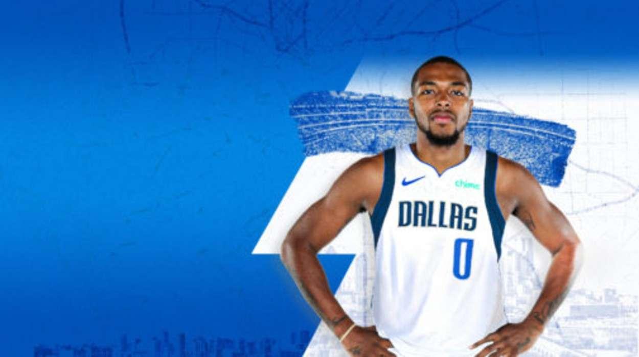 Sterling Brown Dallas Mavericks