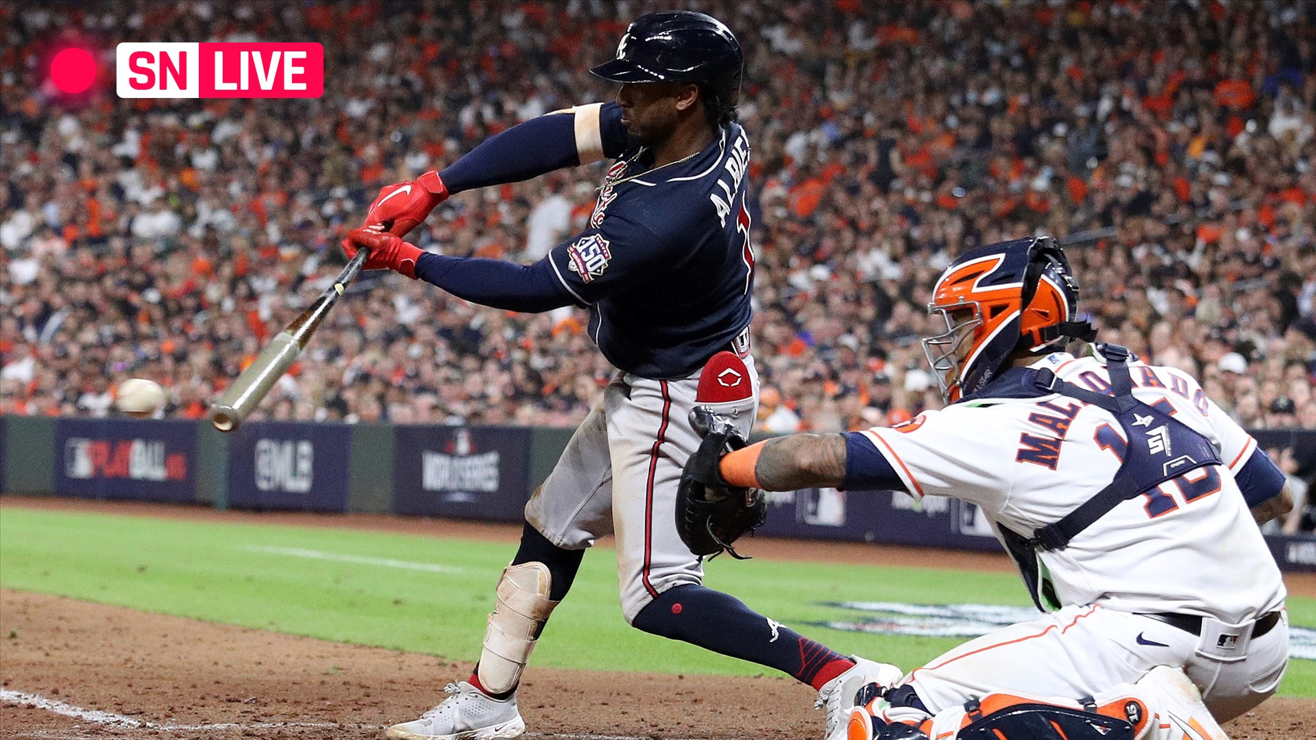 Astros vs. Braves live score, updates, highlights from Game 2 of the 2021 World Series
