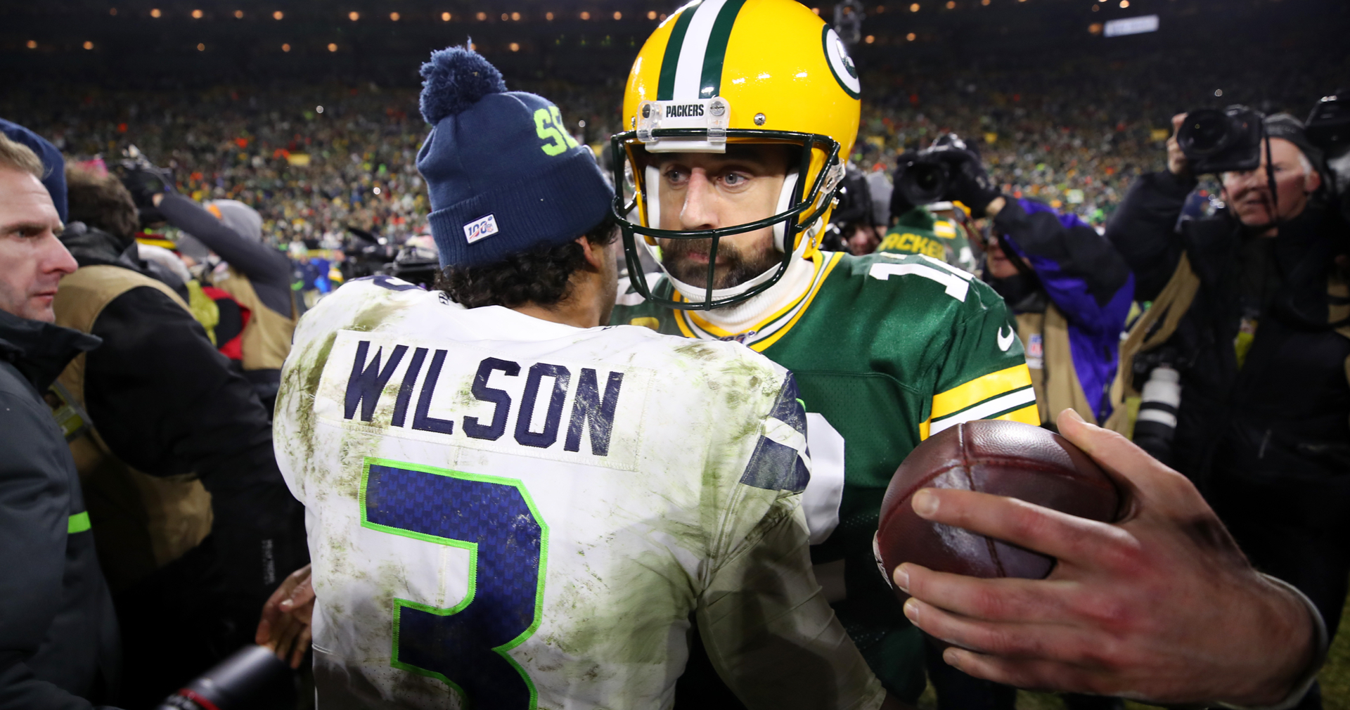 Aaron Rodgers, Russell Wilson oppose NFL CBA deal, but it might be a losing effort