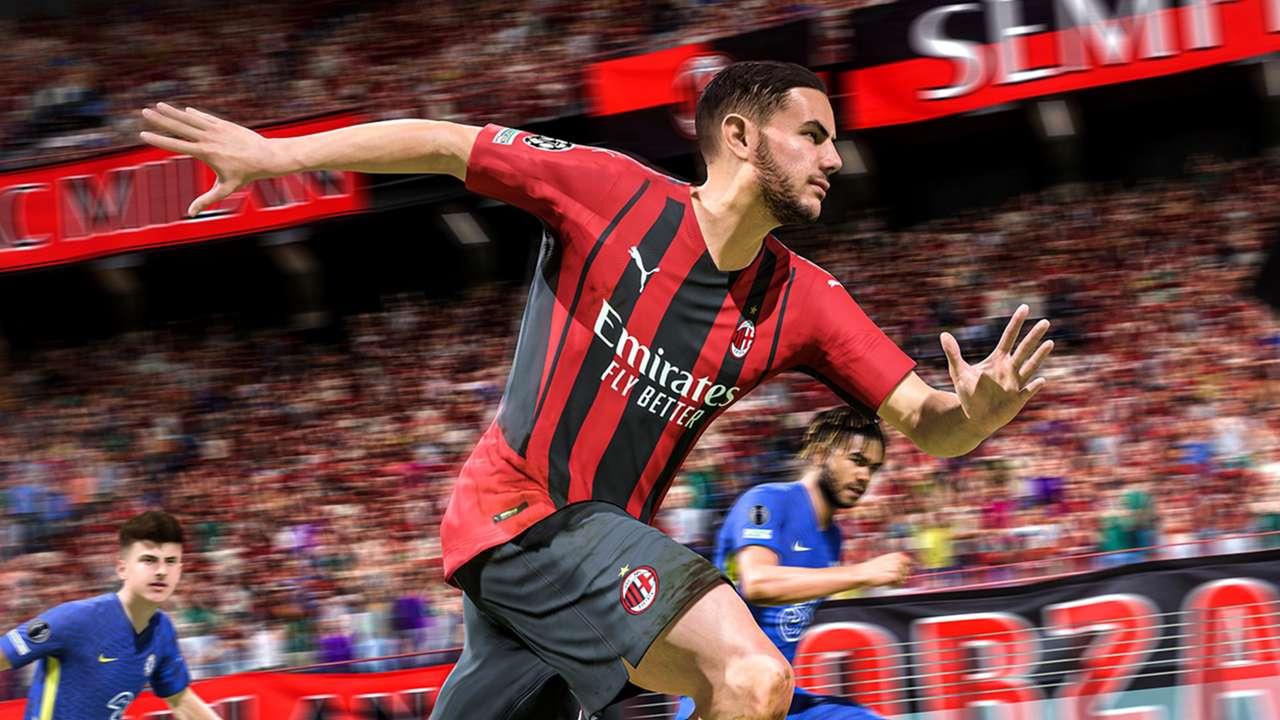Theo Hernandez - AC Milan - FIFA 22