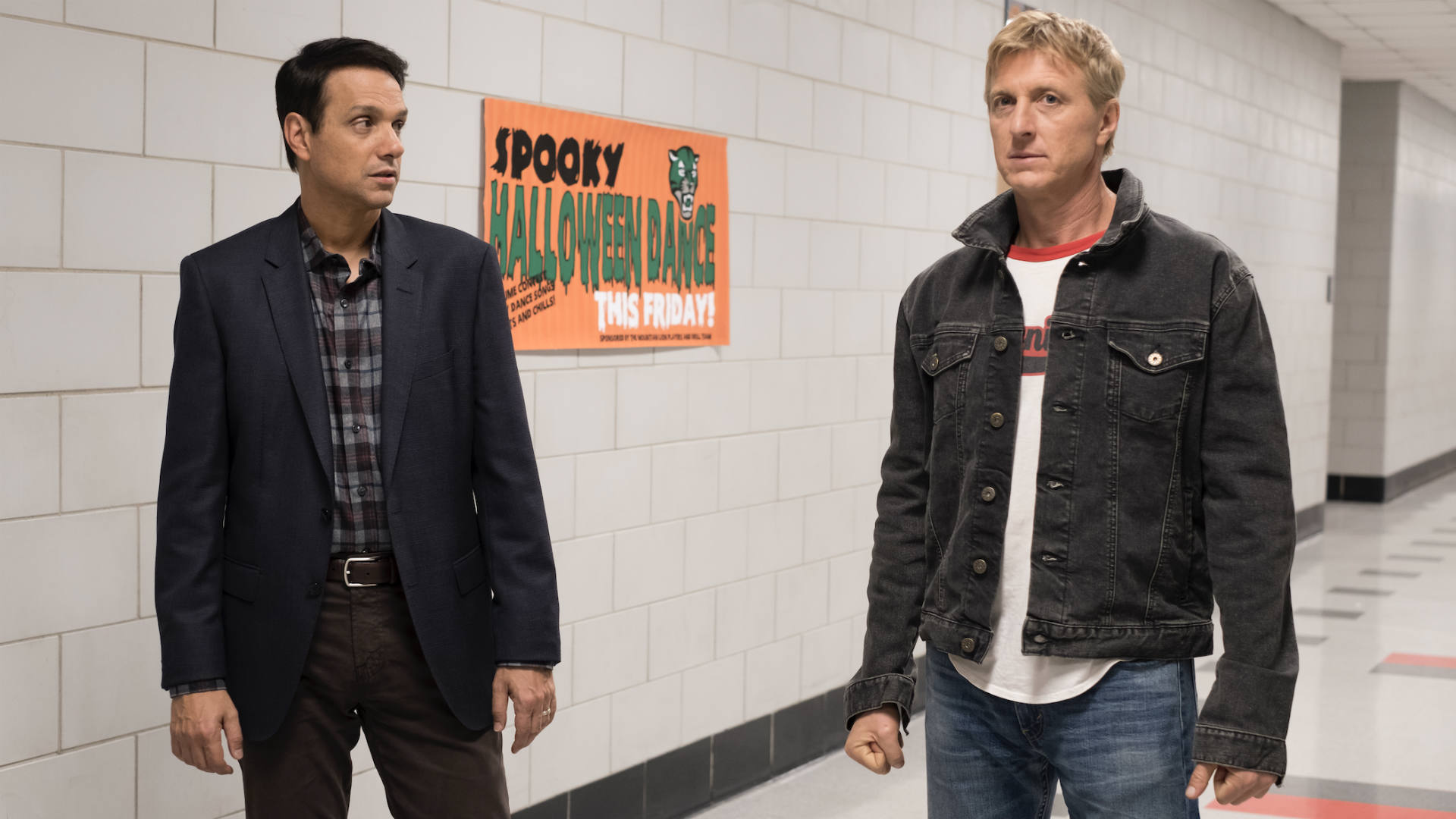 Why 'Cobra Kai' is dominating Netflix with no mercy