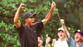 40 Tiger Woods