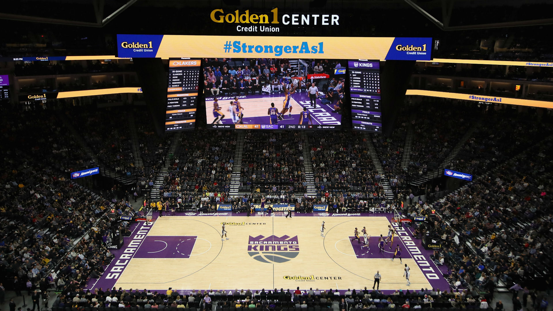 Grant Napear out as Kings play-by-play announcer following 'All Lives Matter' tweet 1