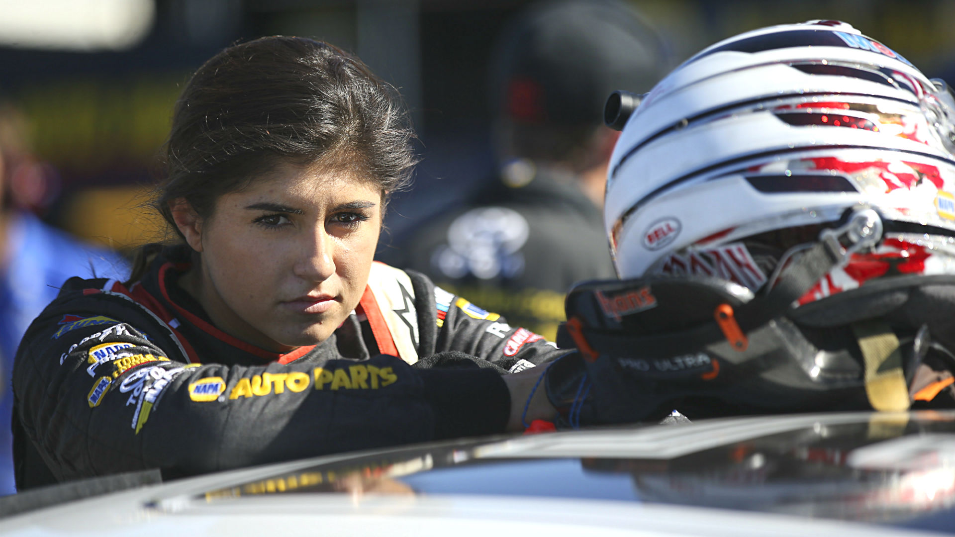 Hailie Deegan shares story about costly fuel mistake on