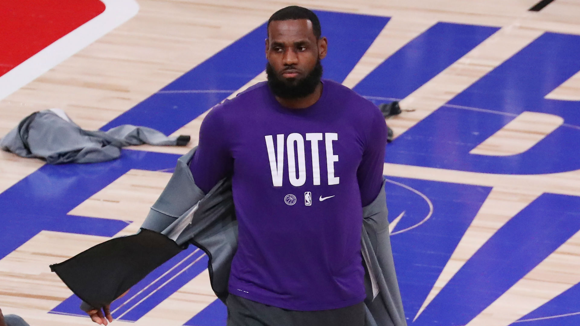 LeBron James wants 'accountability' for officer who killed Ma'Khia Bryant; Lakers star tweets 'You're next'
