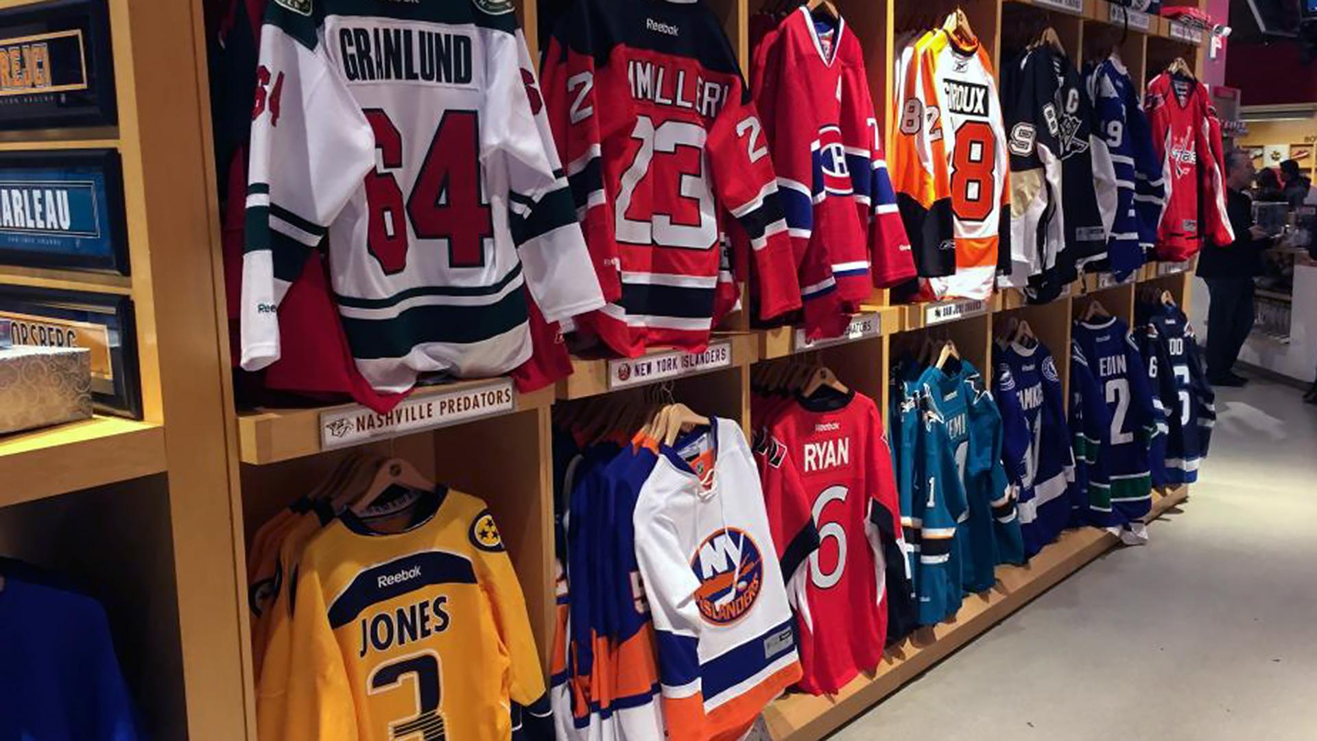 best place to buy nhl jerseys