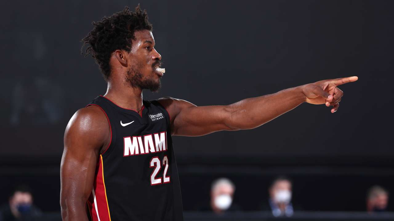 Jimmy Butler NBA Finals 2020 Miami Heat