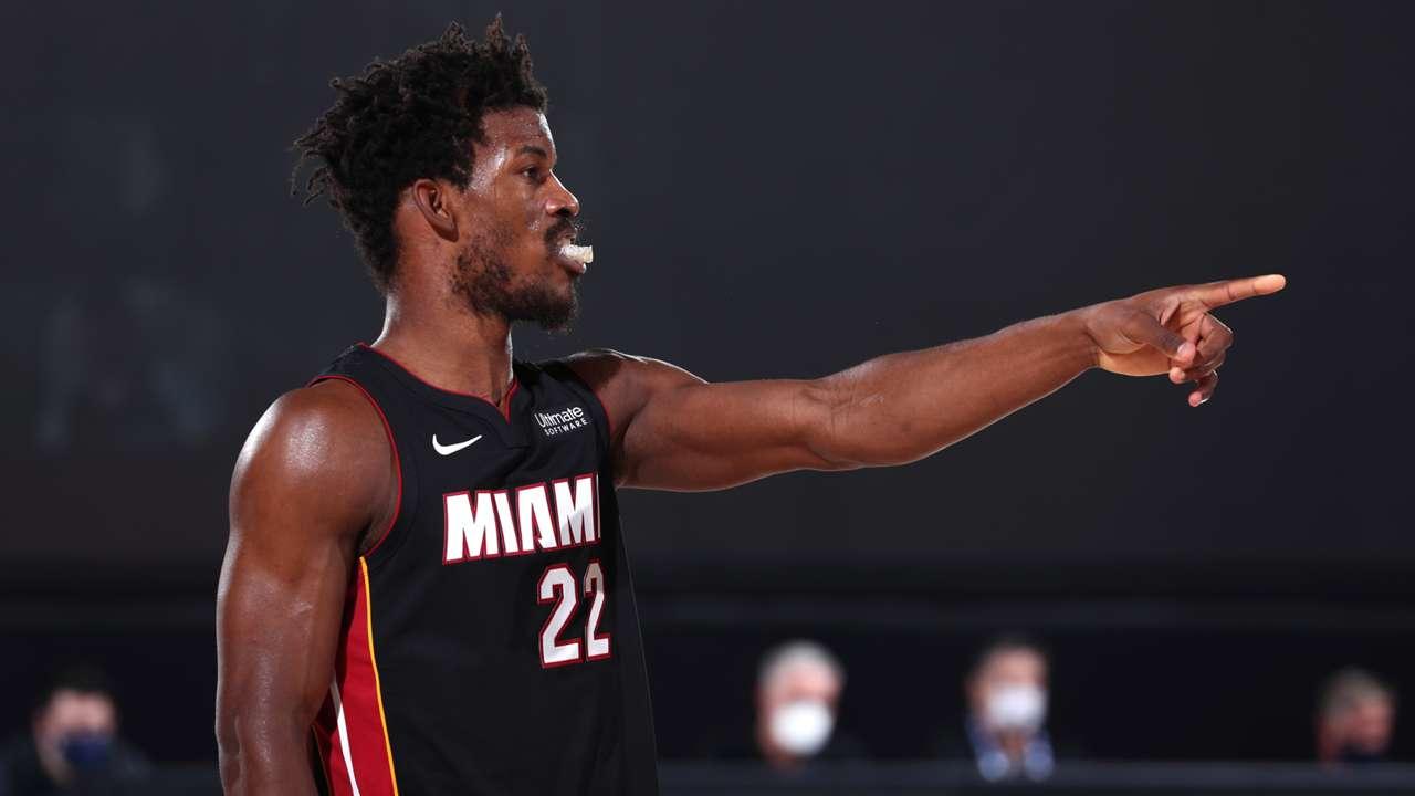 Jimmy Butler NBA Finals 2020 Miami Heat