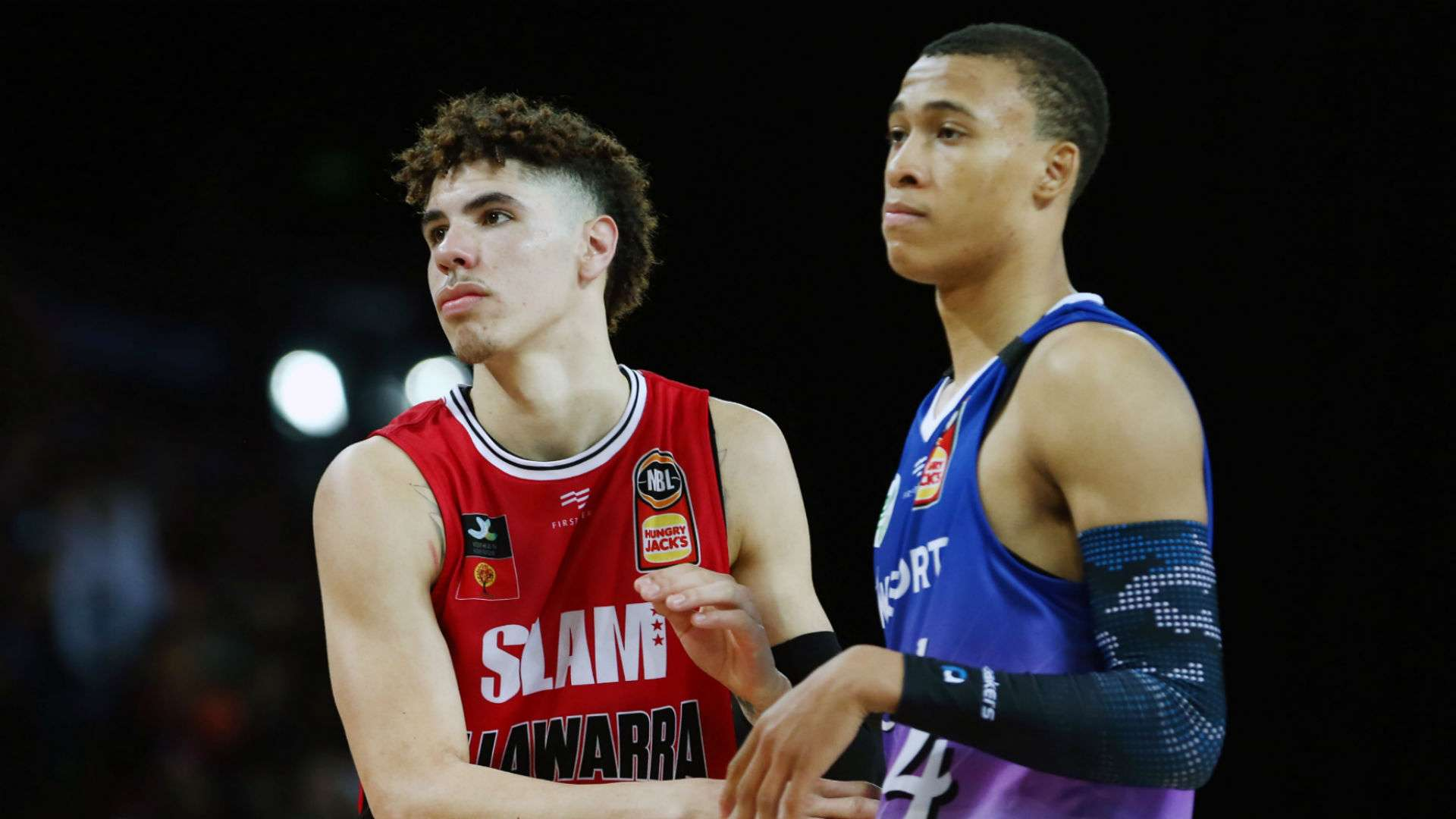 Where Are The Ball Brothers Now Lonzo Lamelo And Liangelo Find Mixed Success In Nba Sporting News