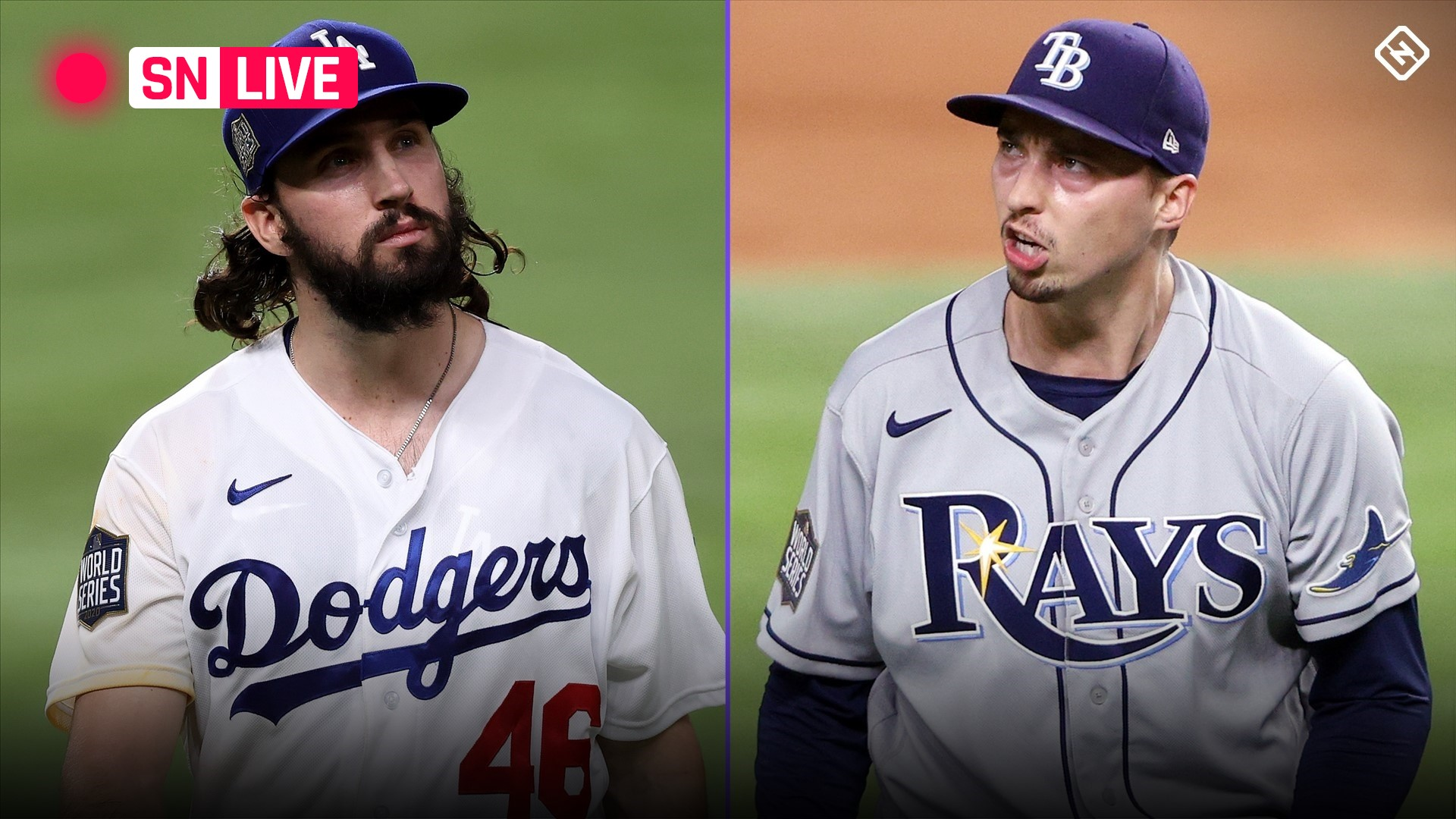 Dodgers vs Rays live score updates highlights from Game 6 of the 2020 World Series