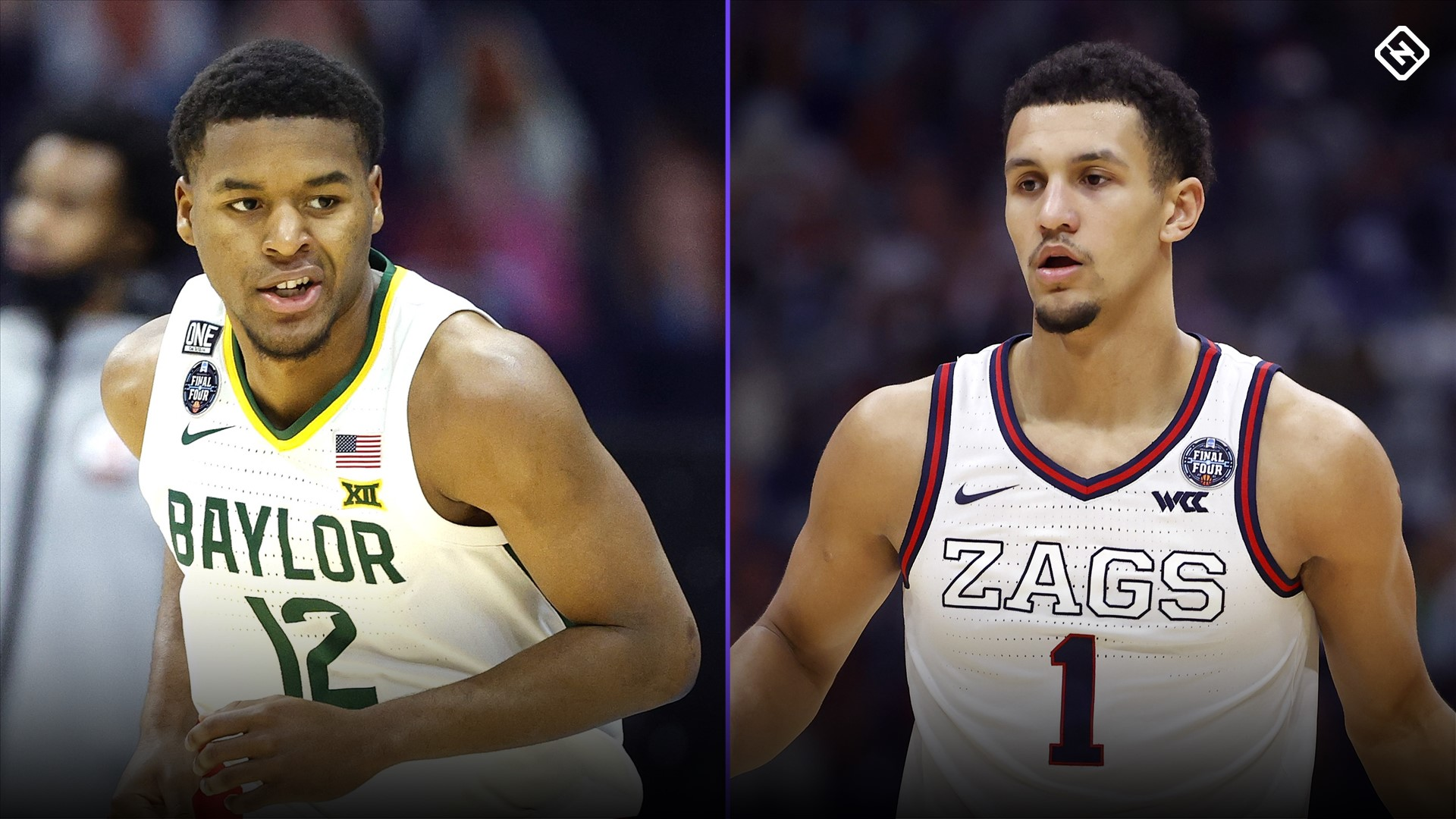 Gonzaga vs. Baylor live score, updates, highlights from 2021 NCAA national championship
