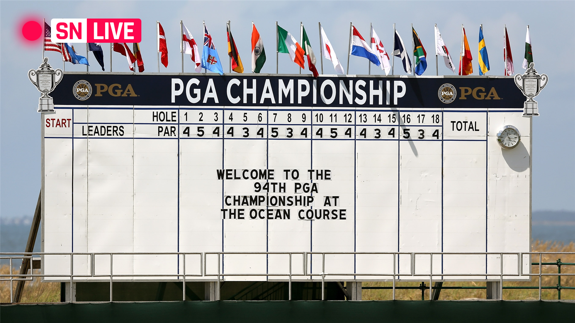 Pga Championship Leaderboard 2021 Live Golf Scores Results From Sunday S Round 4 Sporting News