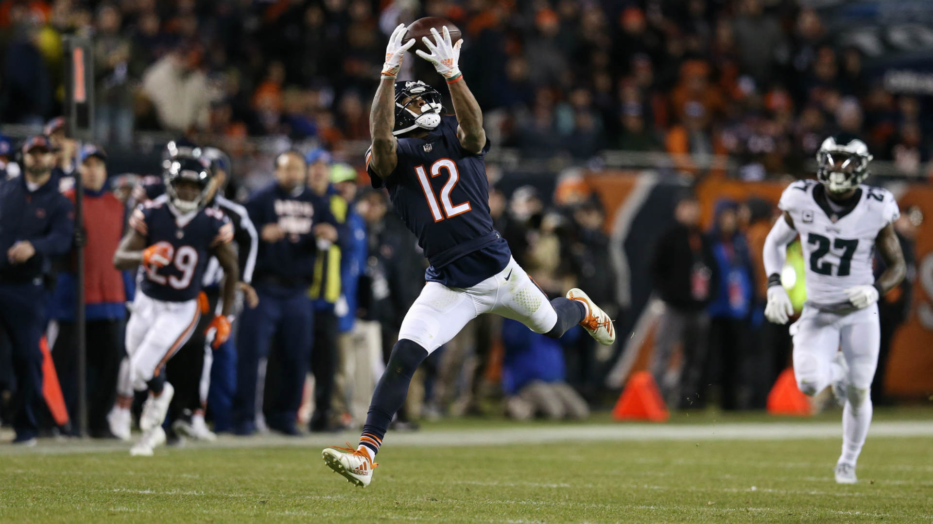 Allen Robinson trade rumors: Bears' offensive misery continues with top WR's trade request 1