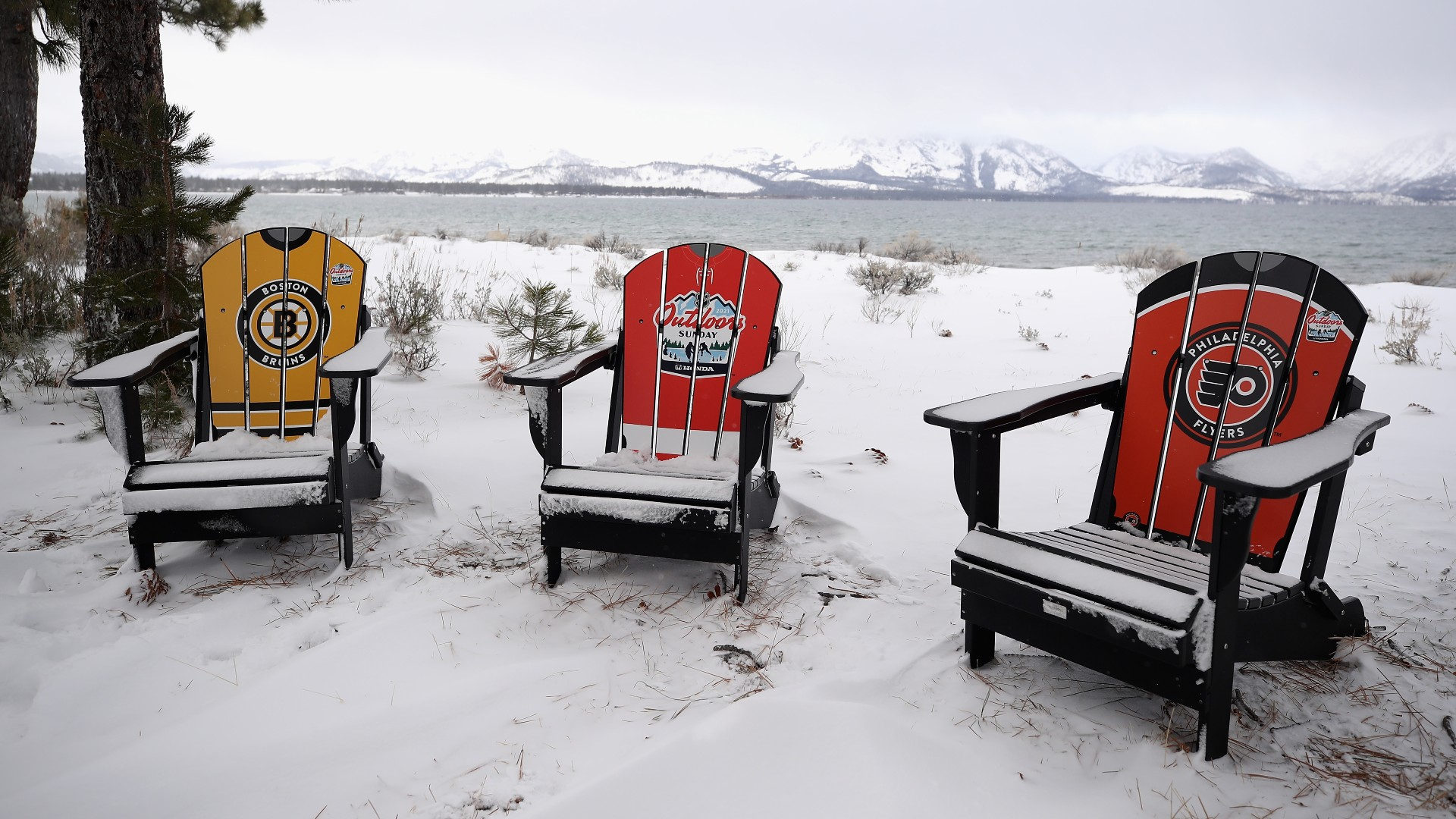 Flyers vs. Bruins: TV channel, time, how to watch NHL Outdoors at Lake Tahoe