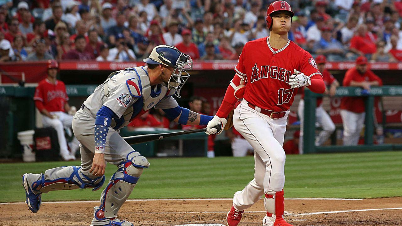 Shohei Ohtani timeline: The rookie MLB season of the phenom from Japan    Sporting News