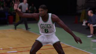 NBA 2K16 1964-65 Boston Celtics Bill Russell
