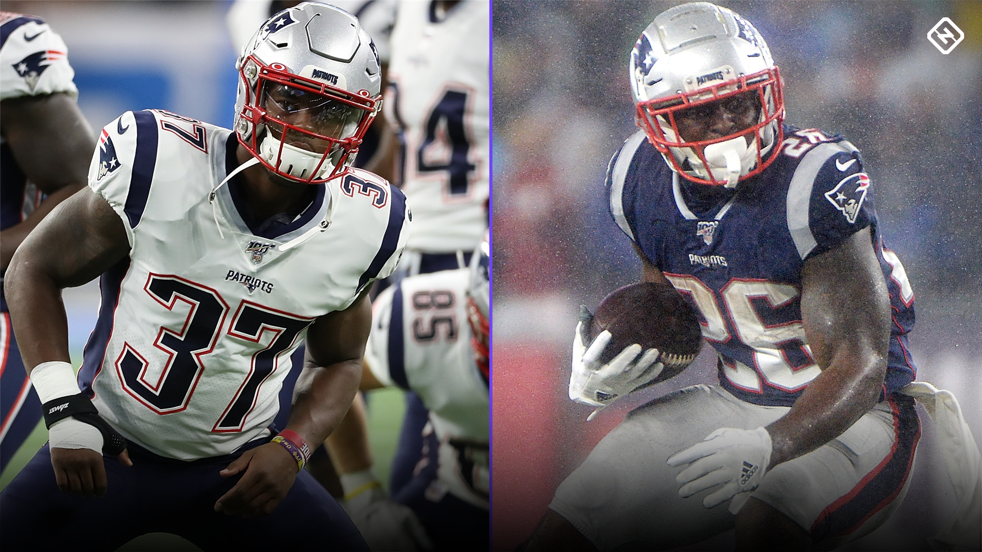 Damien Harris Fantasy Outlook Can Harris Emerge Over Sony Michel In A Crowded Patriots Backfield The Union Journal