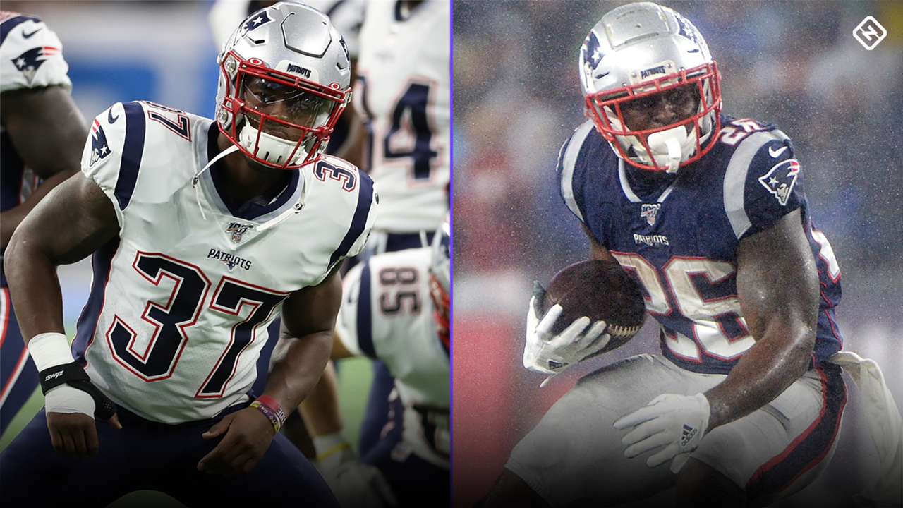 Damien Harris Fantasy Outlook Can Harris Emerge Over Sony Michel In A Crowded Patriots Backfield Sporting News Australia