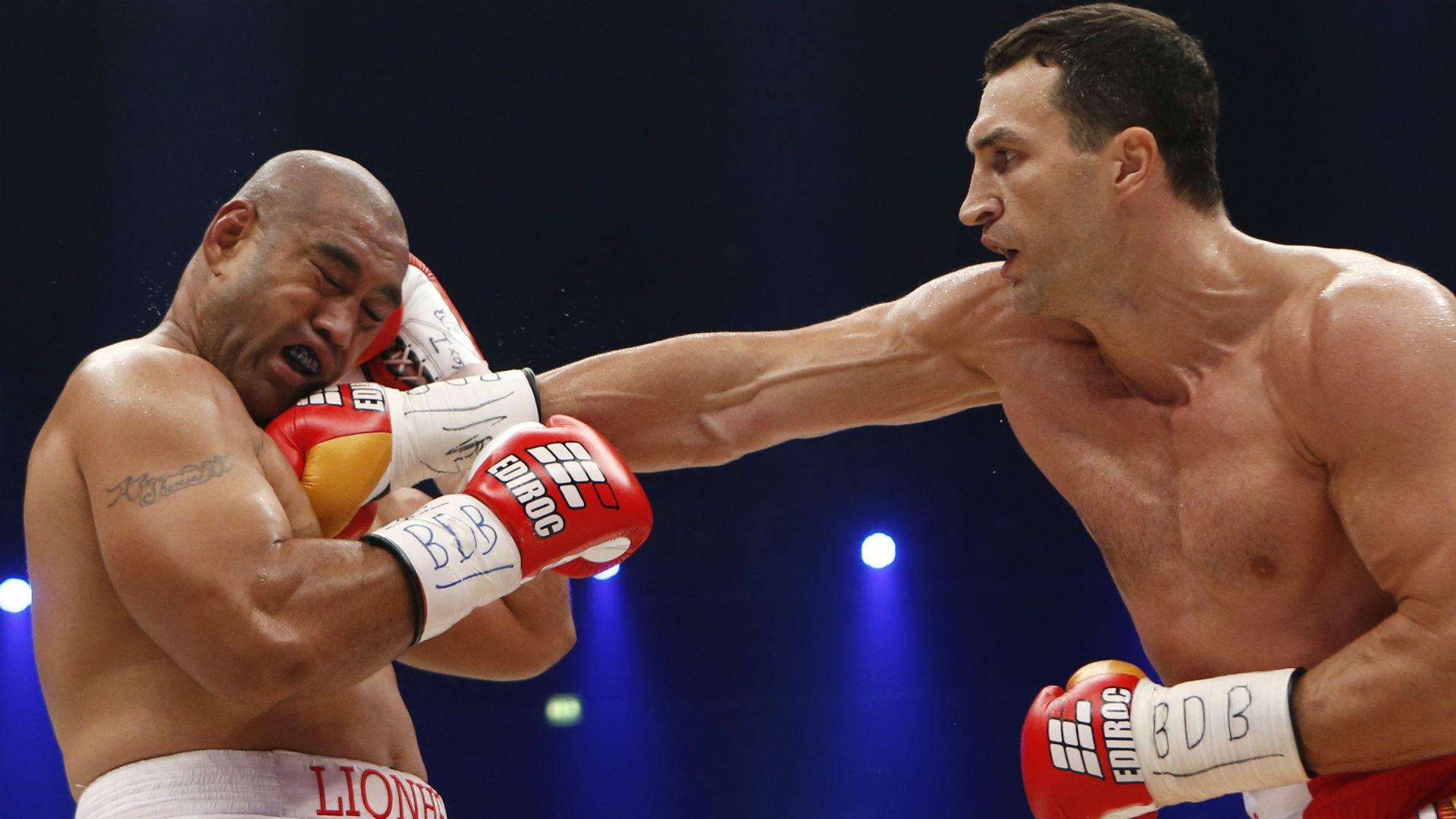 Boxen News Klitschko
