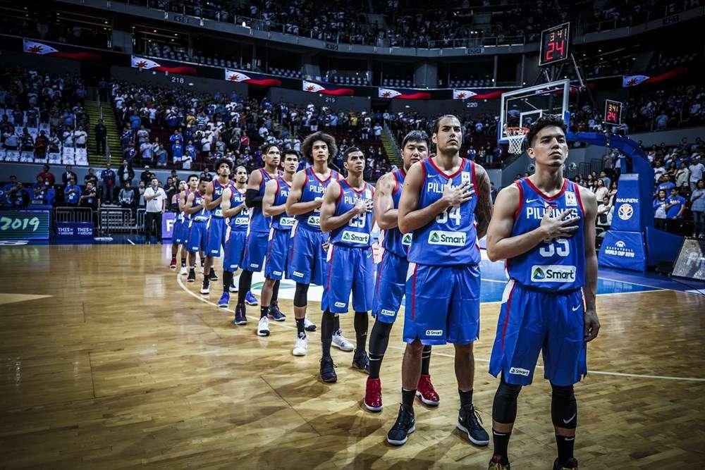 Philippines FIBA