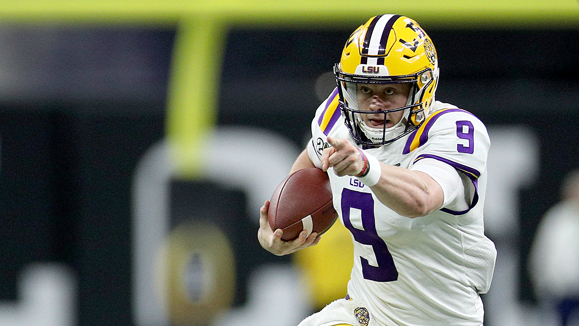 Joe Burrow once tried to fight an LSU teammate at practice, leading to an all-out brawl