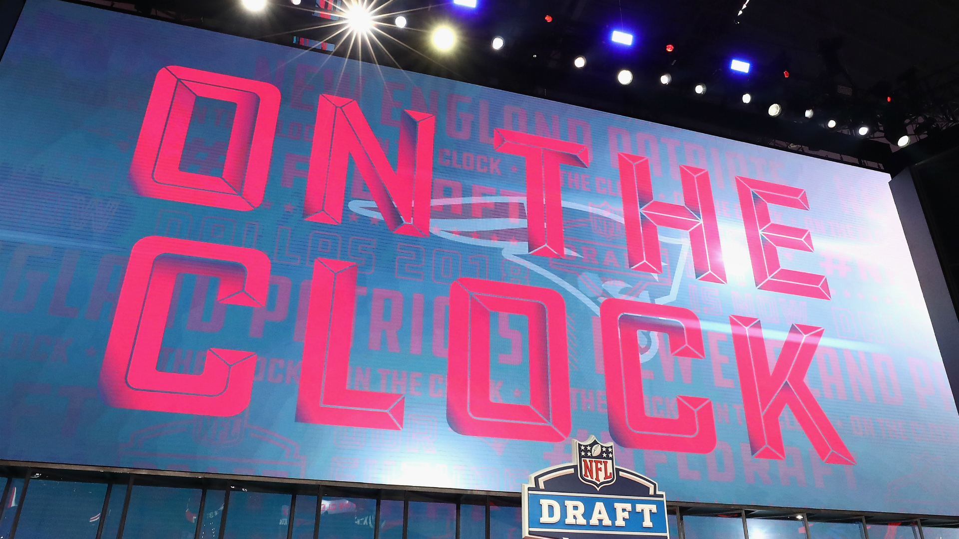 No hay nada frío o vergonzoso en organizar el Draft de la NFL en tiempos como estos 34