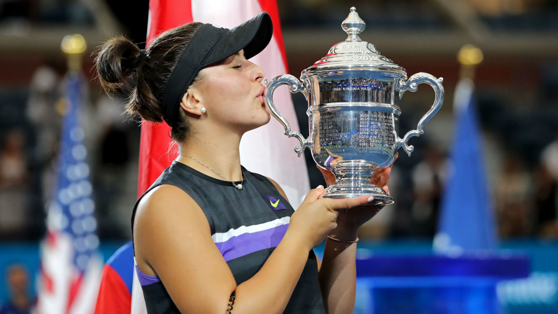 U.S. Open 2020: Canadian Bianca Andreescu to defend title