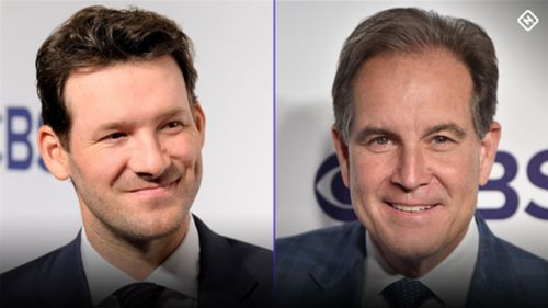 Why Tony Romo and Jim Nantz were destined to work together | Sporting News