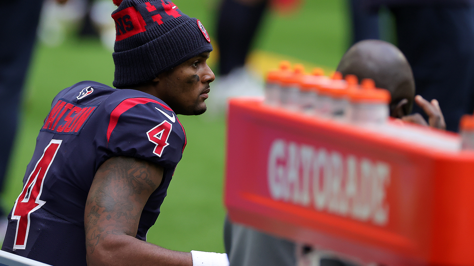 Deshaun Watson trade rumors: Texans' David Culley tied into a pretzel trying to explain QB's standing with team