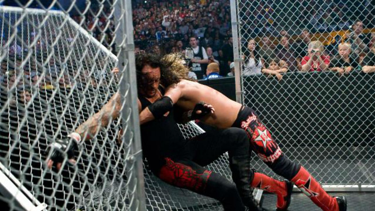 13 craziest Hell in a Cell moments | Sporting News