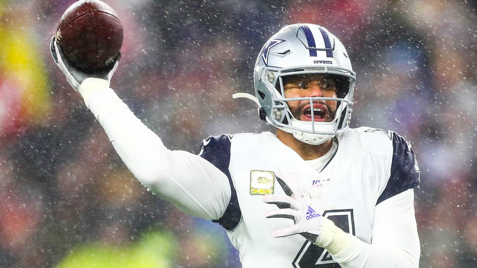 Vegas thinks Dak Prescott will be an NFL MVP finalist for Cowboys
