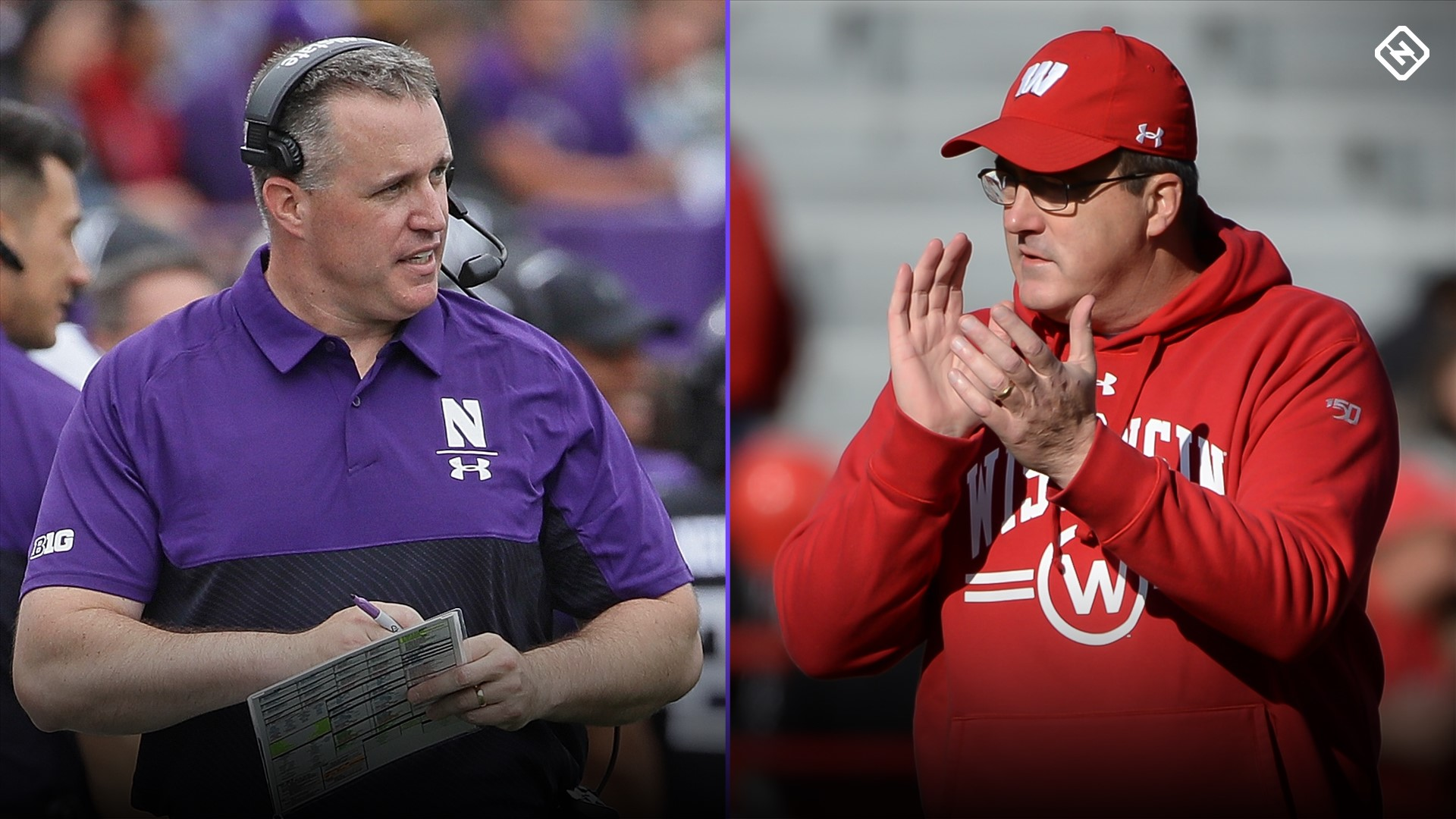 What channel is Wisconsin vs Northwestern on today Time TV schedule for key Big Ten West game