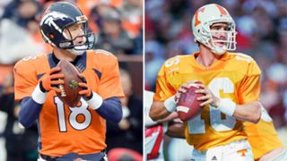 Tennessee: QB Peyton Manning, Colts, Broncos