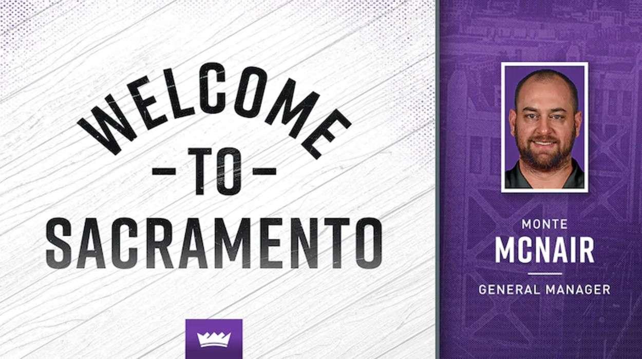 Sacramento Kings Monte McNair