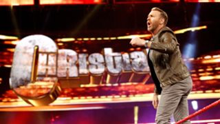 """Christian is excited to be back in front of the WWE Universe hosting """"The Peep Show."""""""