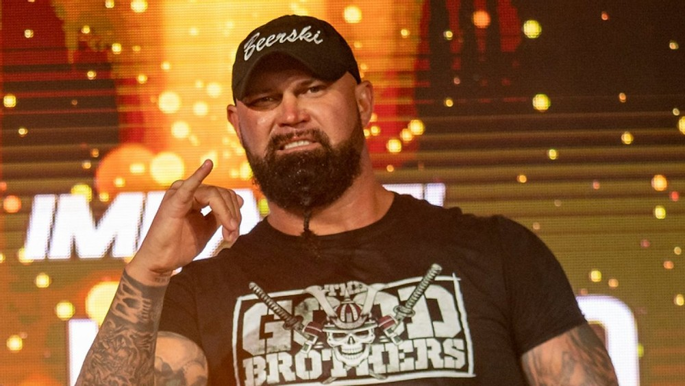 Doc Gallows talks leaving WWE, joining Impact Wrestling, returning to NJPW and hosting their own PPV