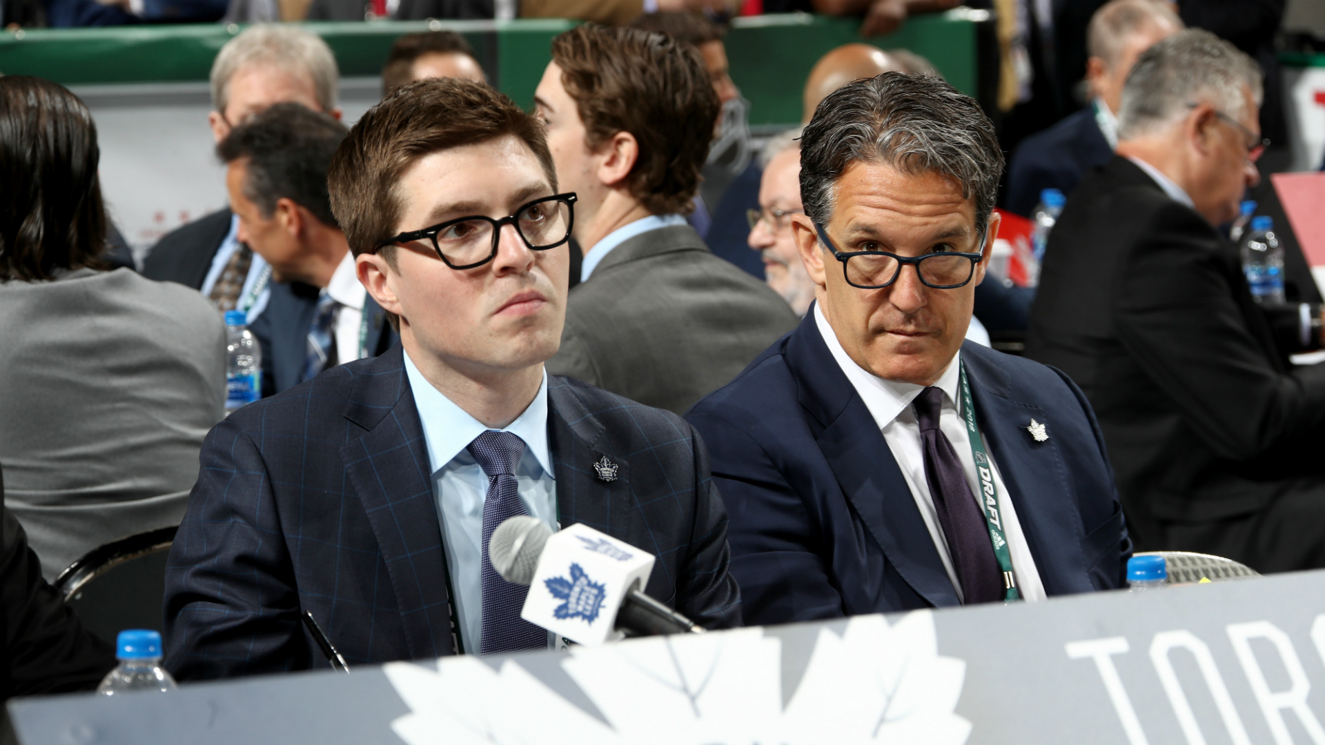 Maple Leafs GM Kyle Dubas' best trade deadline day quotes: 'Not going to come up and bulls—'