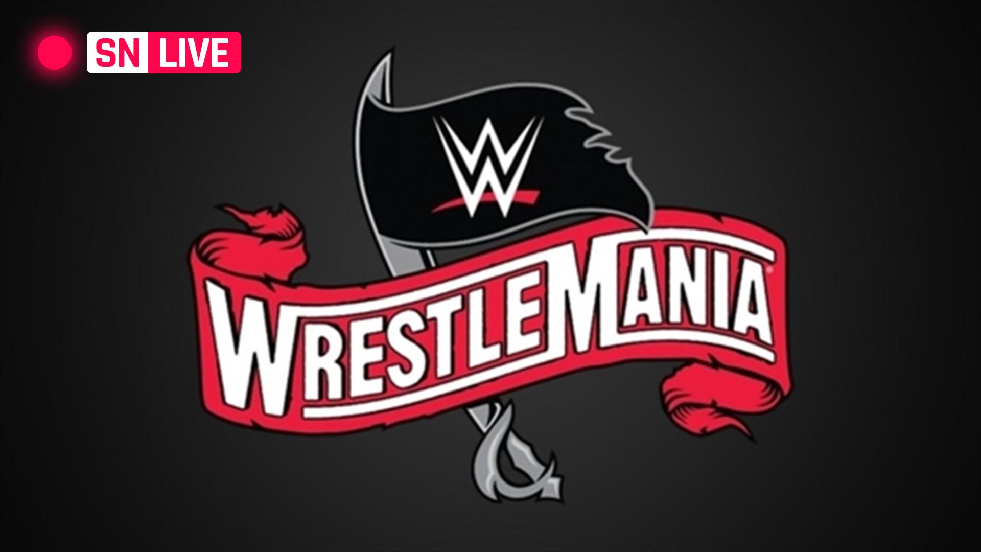 WrestleMania 36 actualizaciones en vivo, resultados y destacados de cada partido en la noche 1 3
