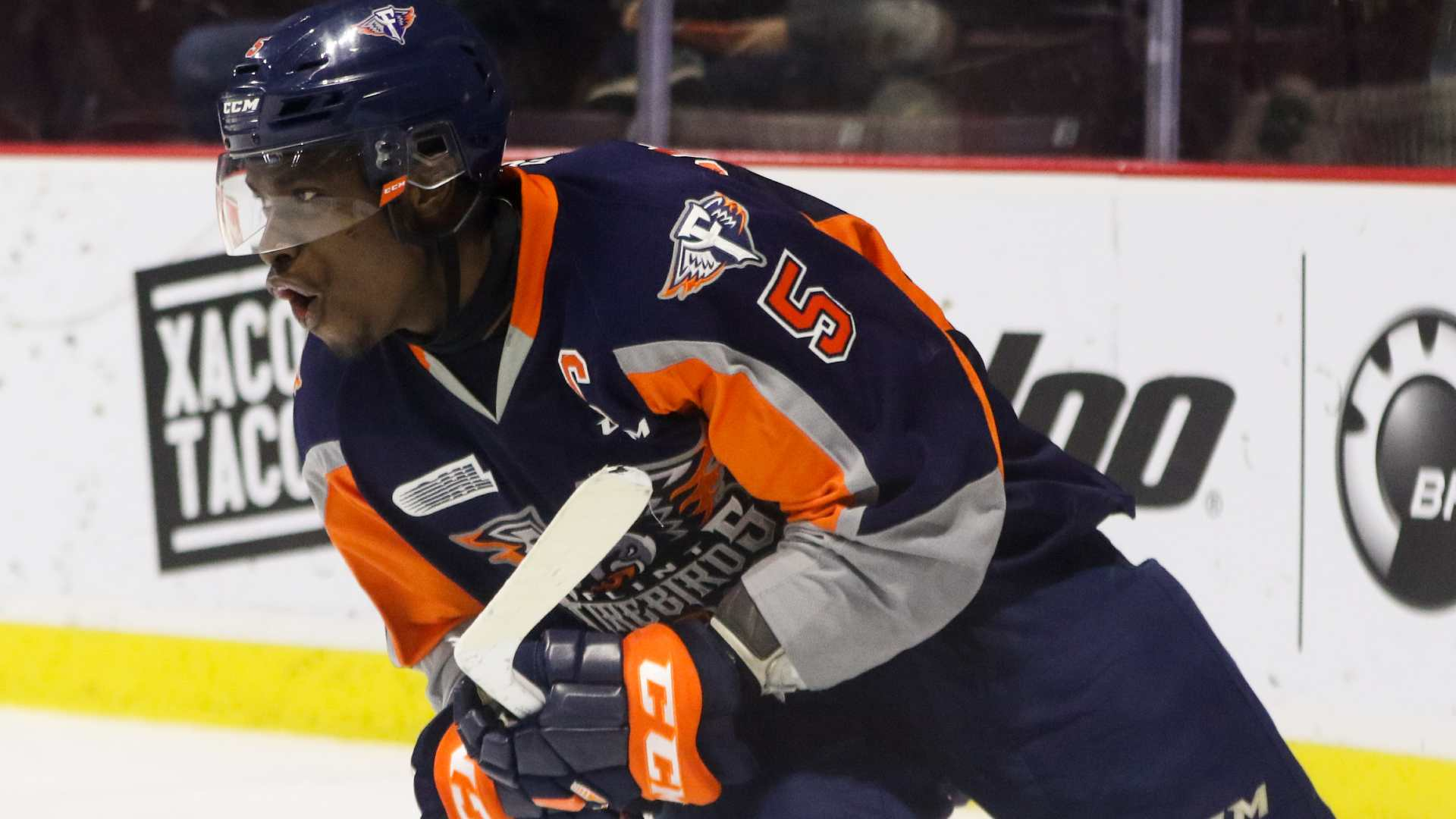 Black American hockey player taunted with racist gesture during game in Ukraine