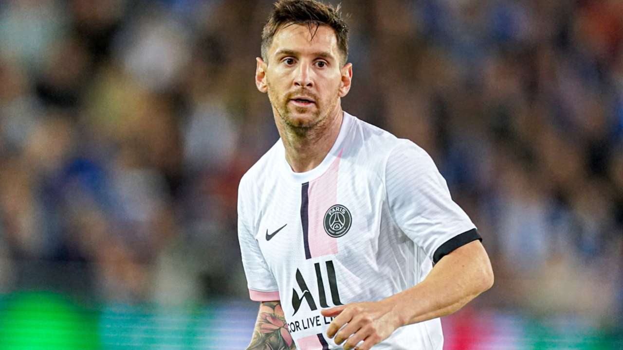 Lionel Messi - PSG - Champions League - September 15, 2021