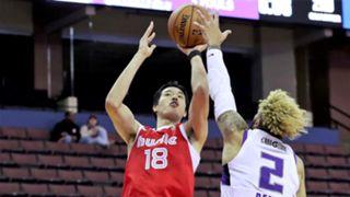 渡邊雄太 Yuta Watanabe Memphis Hustle Sacramento Kings