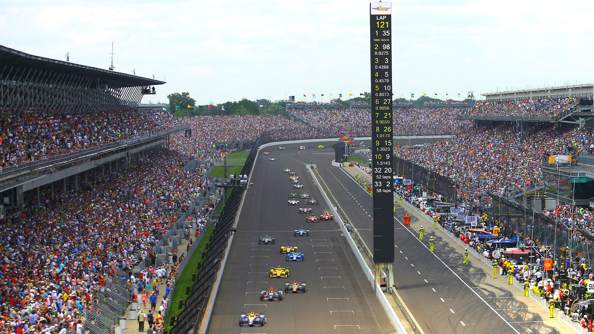 Voice of Indianapolis Motor Speedway says May without Indy 500 is 'weird as weird can be' 1