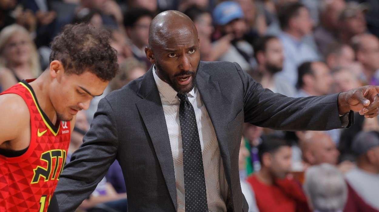 Lloyd Pierce Atlanta Hawks