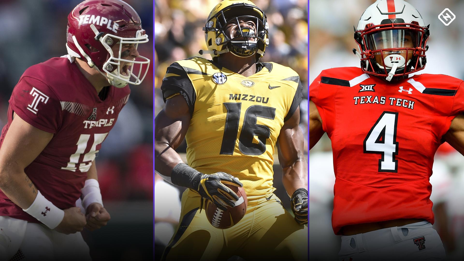 College Football DFS: Best DraftKings picks, sleepers ...