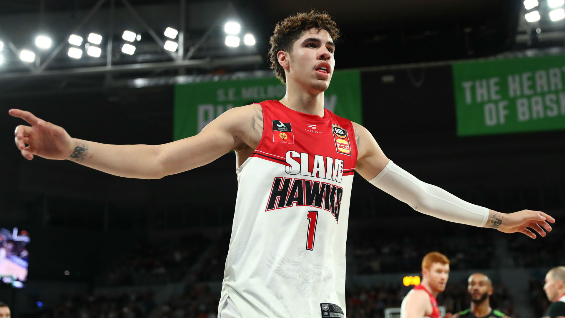 Lamelo Ball Declares For 2020 Nba Draft Report Says Top Five Prospect Sporting News