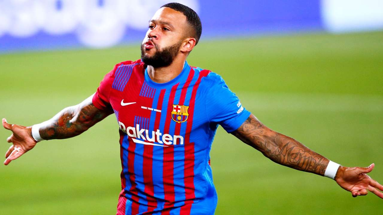 Memphis Depay - Barcelona - August 2021