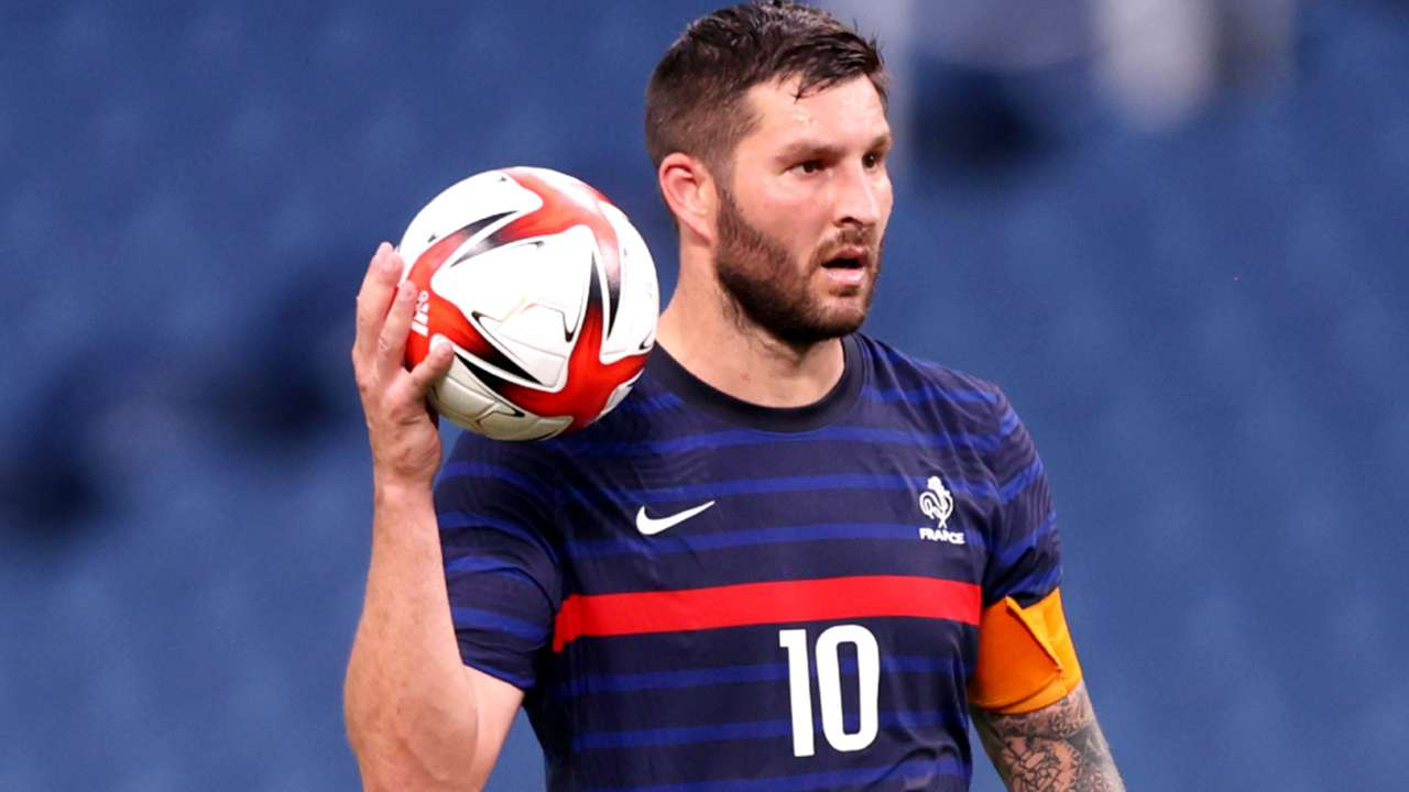 Andre-Pierre Gignac - France - 2021 Olympics