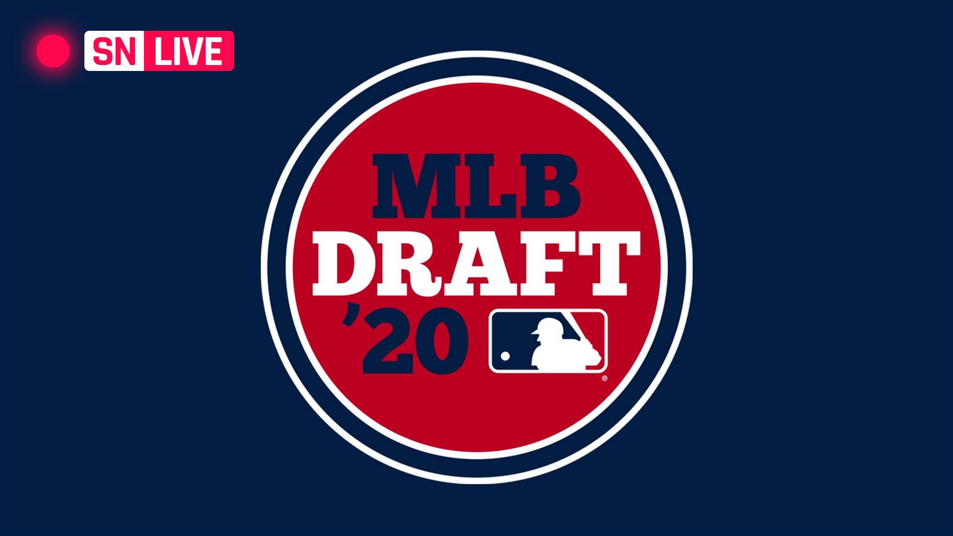 MLB Draft tracker 2020: Live results, complete picks list for Rounds 1-5 in baseball draft