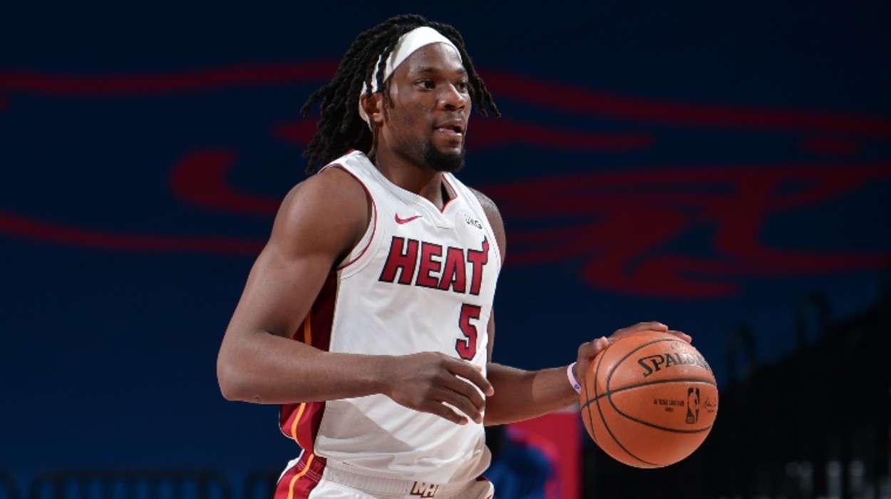 Precious Achiuwa Miami Heat